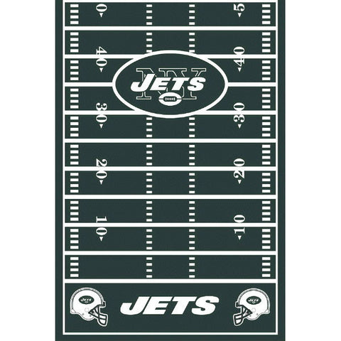 New York Jets Plastic Table Cover