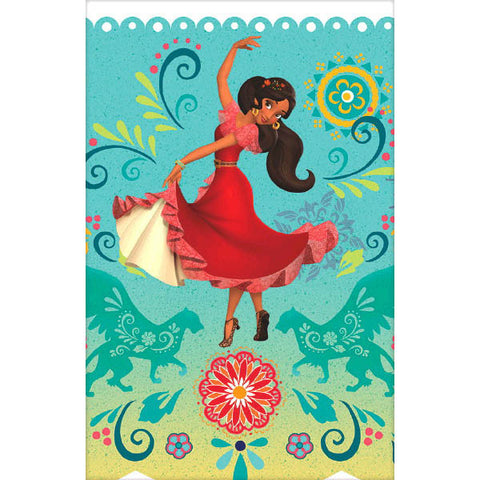 Elena of Avalor Plastic Table Cover