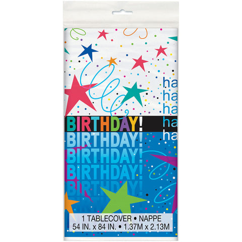 Cosmic Birthday Table Cover