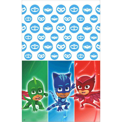 PJ Masks Plastic Table Cover