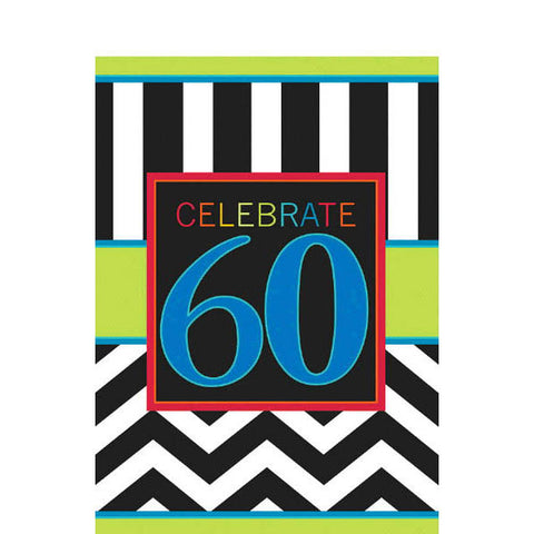 60th Celebration Table Cover