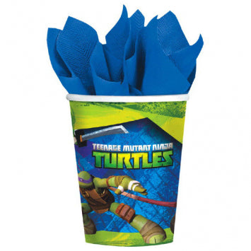 Teenage Mutant Ninja Turtles Cups, 9 oz. 8ct.