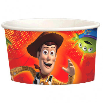 Toy Story Power Up Treat Cups 8ct.
