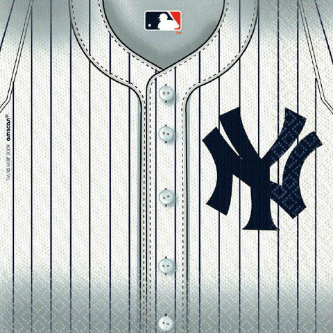 New York Yankees Luncheon Napkins 36ct.