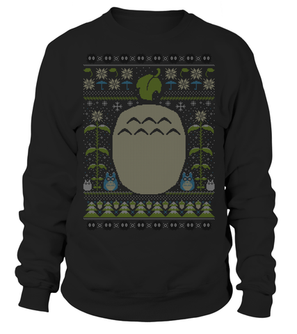 Ugly Christmas Sweater - Totoro – 1992Brand
