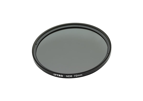 Lytro Illum 72mm ND8 Neutral Density Filter