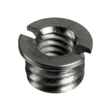 Fotopro MHT-1438 1/4' to 3/8' Tripod Reducer Bushings Screw