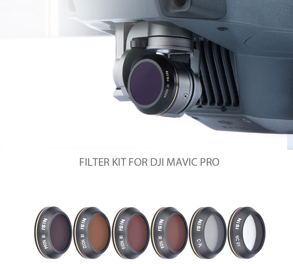 NiSi DJI Mavic Pro Filter Kit