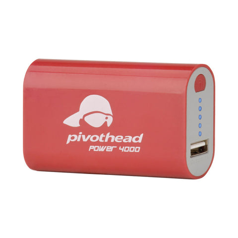 Pivothead Fuel Mini Powerbank - 4000mAh