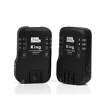 Pixel King for Canon Wireless TTL Flash Trigger