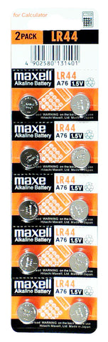 Maxell 1.5V Alkaline Battery