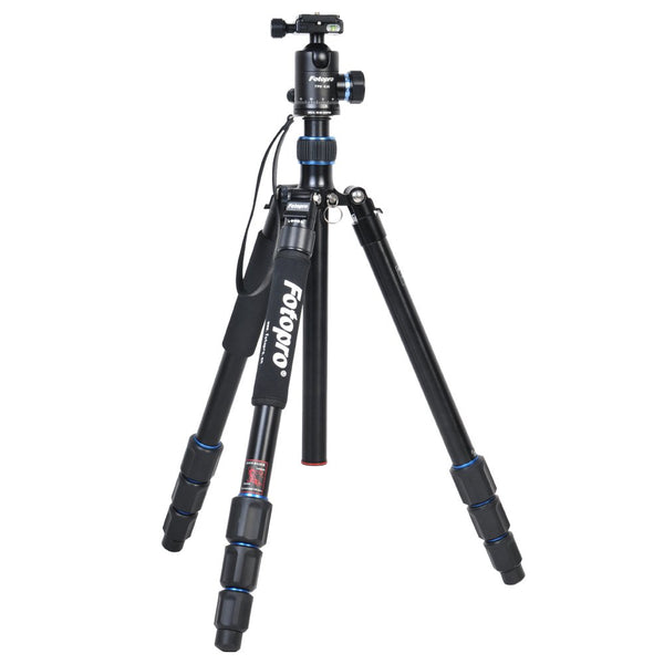 OPEN BOX - Fotopro MGA-684N Alumium Tripod w/FPH-62Q Ball Head