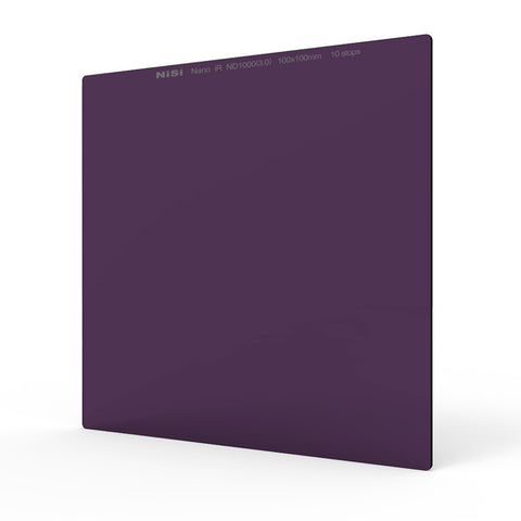 NiSi 100mm IR Neutral Density Filter (100mm x 100mm)