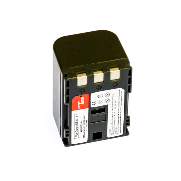 ProTama Li-Ion Rechargable Battery for Canon Camcorders