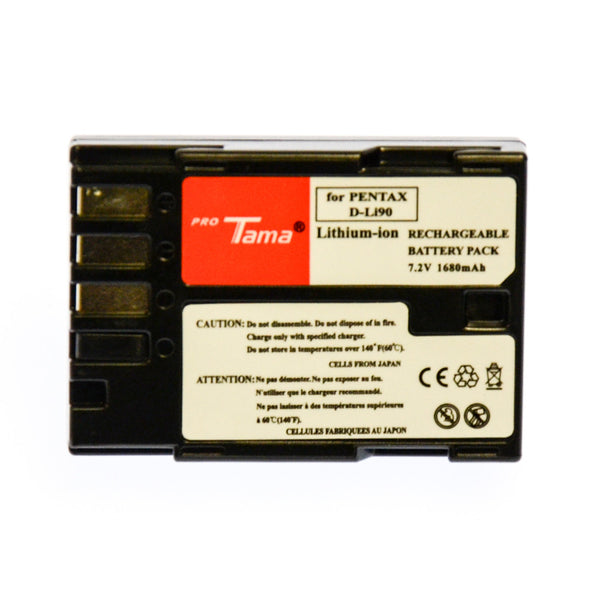 ProTama Li-Ion Rechargable Battery for Pentax