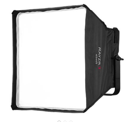 Rayzr 7 Softbox w/ Grid & Bracket