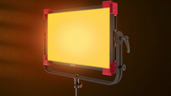 Rayzr MC 400 MAX Multi Colour RGBWW Soft LED Panel light