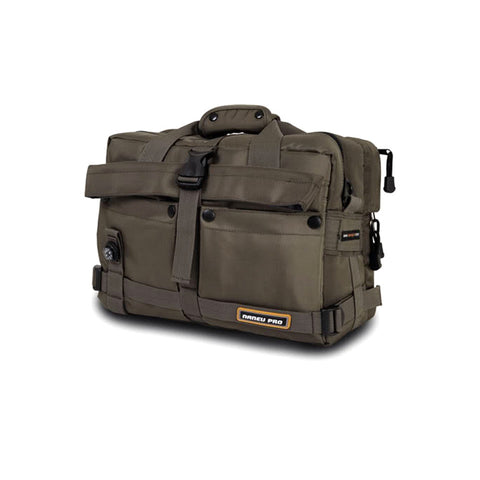 "Naneu Pro SIERRA Briefcase/messenger 12.1"" Laptop case"