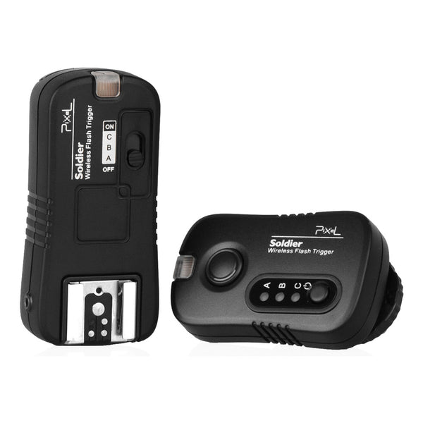 Pixel Soldier - Wireless Flash Grouping/Shutter Remote Control (TF-371)