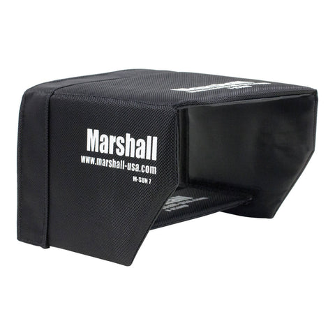 "Marshall M-SUN7 7"" Sunhood"