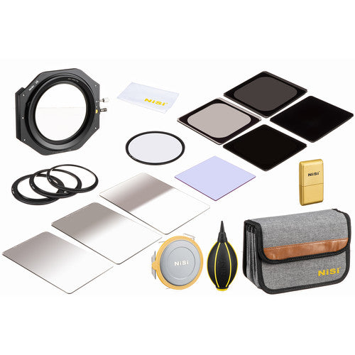 NiSi V6 100mm Professional Filter Kit III with Enhanced Circular Polarizer Filter