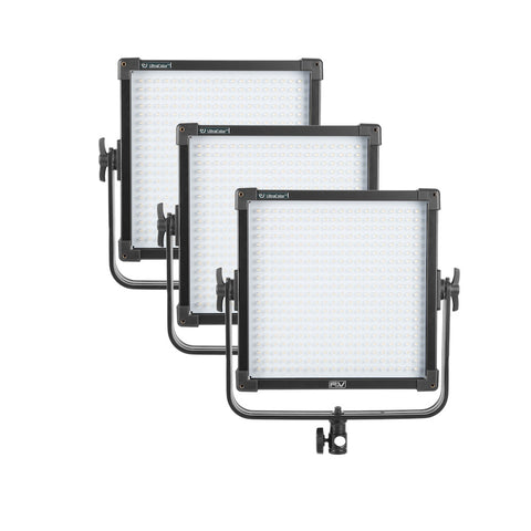 F&V UltraColor Z400 LED Studio Panel - 3pcs Kit