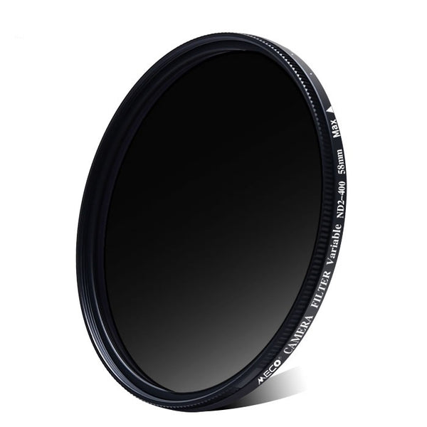 MECO Variable Neutral Density Filter MC ND2-400