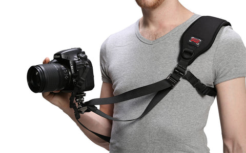 OPEN BOX - FotoSpeed F1 Camera Strap