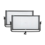 F&V Ultracolor K8000 Plus LED Studio Panel - 2 Light Kit