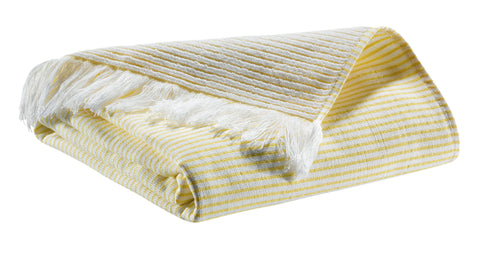 Lulu Towel: Yellow