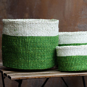 Skirts Sisal Baskets: S