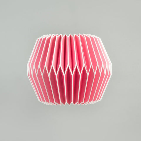 Paper Lampshade: Pink Sphere