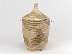 Artisanne Conical Laundry Basket: Large