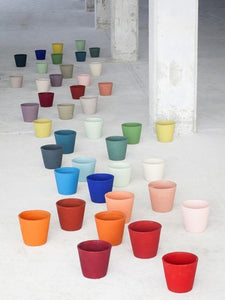 Serax Coloured Pots: S