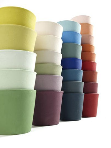 Serax Coloured Pots: M
