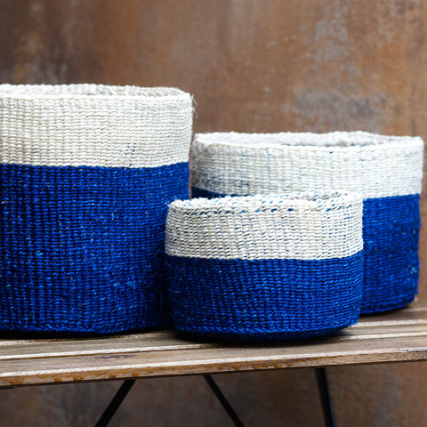 Skirts Sisal Baskets: L