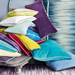 Velvet Cushion Cover Slim