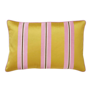Slim Embroidered Cushion