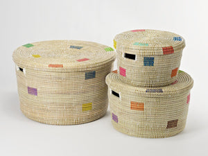 Artisanne Round Storage Basket: Large