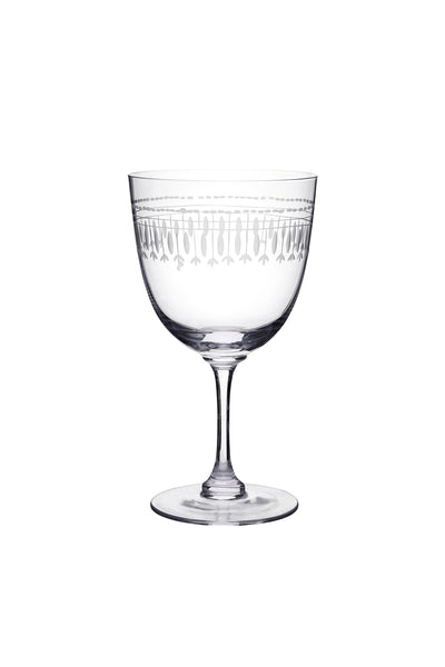 Wine Glasses: Individual
