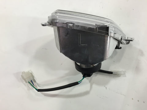 B19-01 Front left headlight assembly