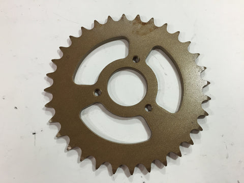 B18-13 Rear sprocket