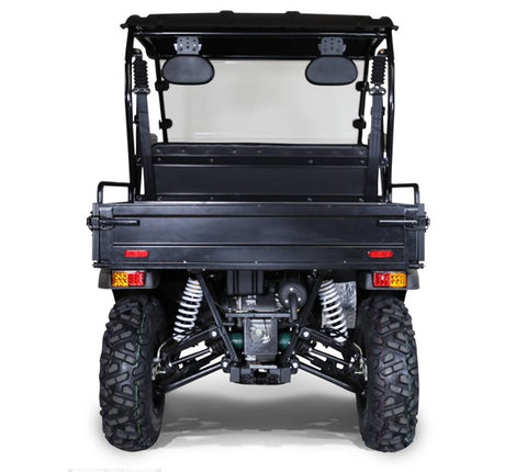 Dump bed replacement kit for 200golf cart