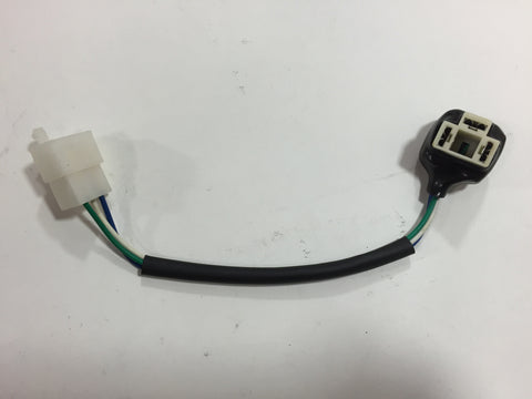 B19-19 The right headlight wire