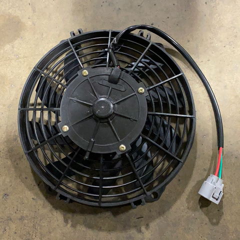 400cc oil cooler fan, radiator fan