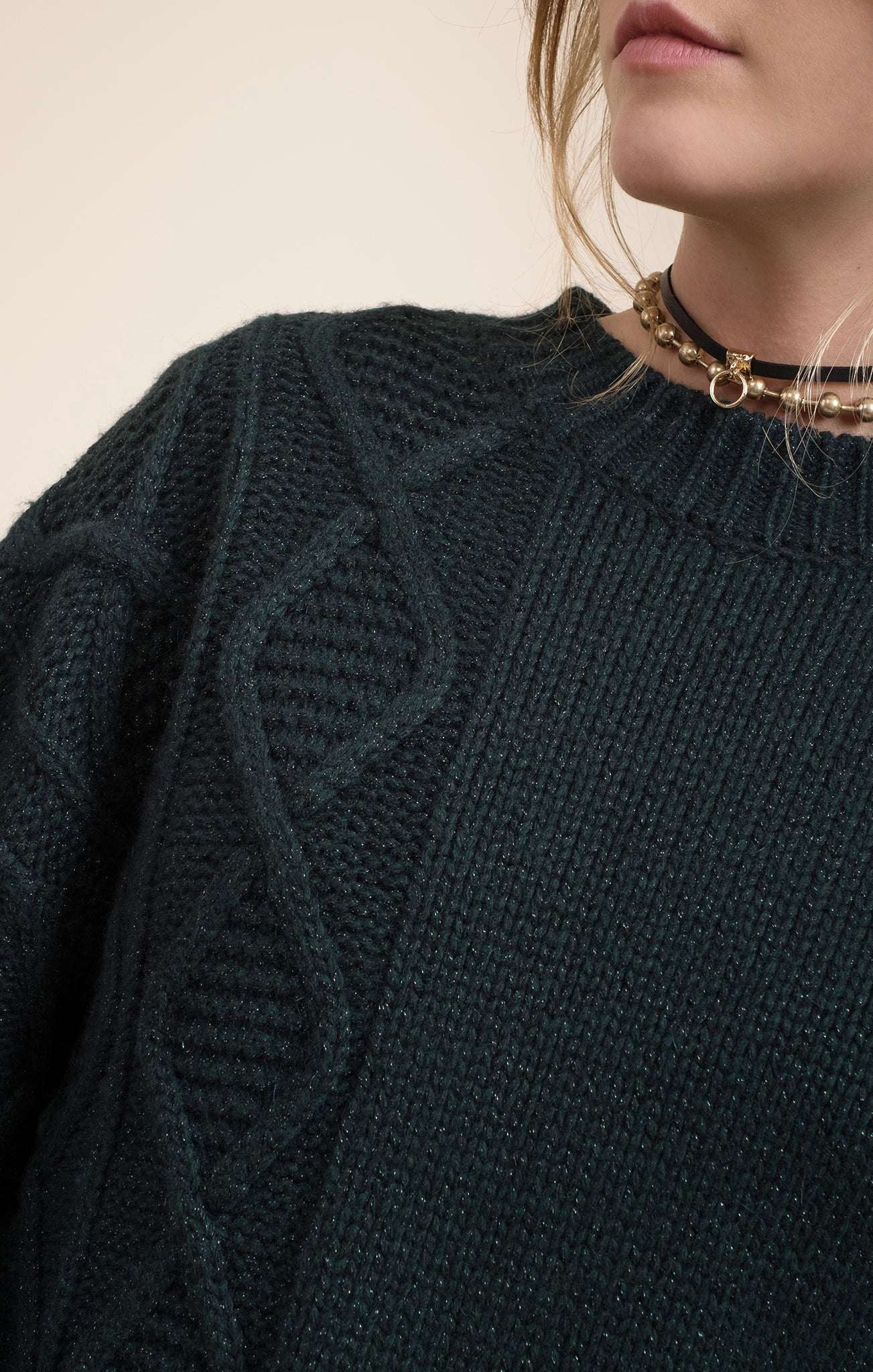 ULTIMATE CHUNKY SWEATER
