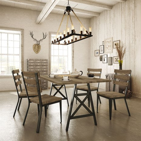 Industrial 5 pc. Dining