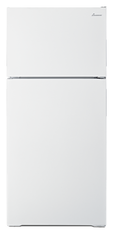 Amana 14 cu. ft. Top-Freezer Refrigerator with Flexible Storage Options