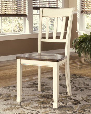 Buttermilk Side Chair