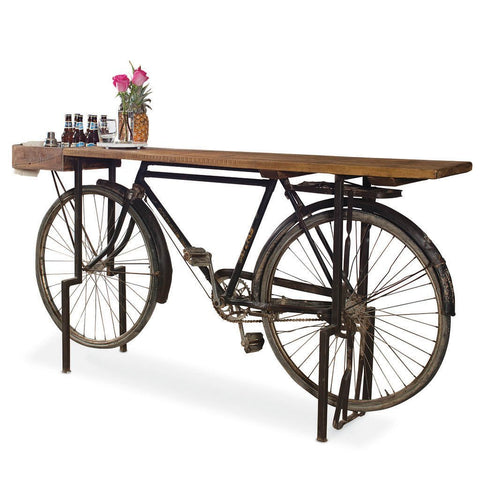 Cycle Counter Console/Pub Table